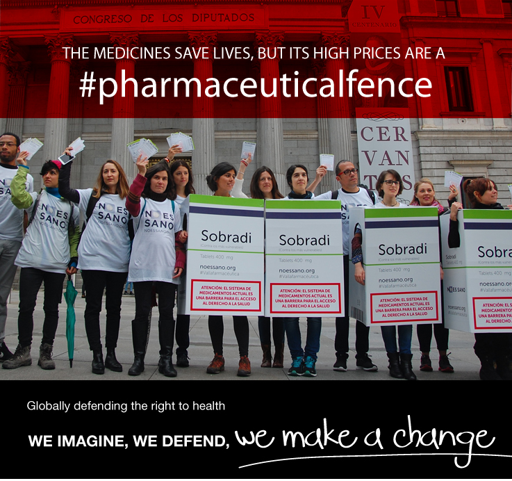 The medicines save lives, but its high prices are a pharmaceutical fence.