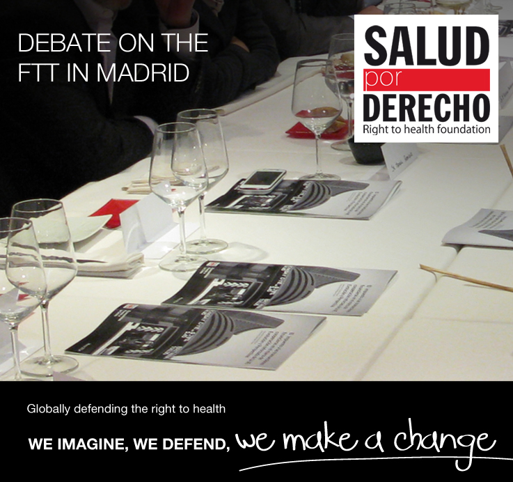 Debate on the FTT in Madrid