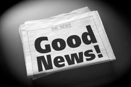 Buenas noticias: ¡El cambio es posible!