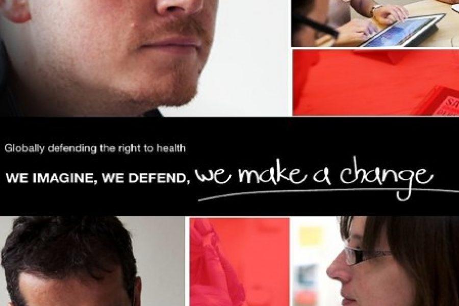 Vídeo de presentación Salud por Derecho