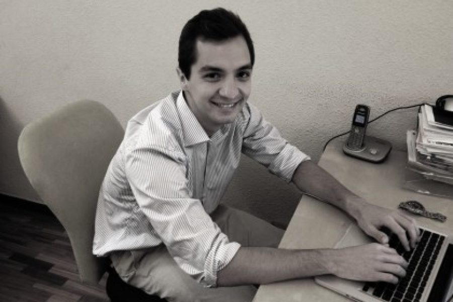 Spotlight: Patricio Elizondo, intern at Salud por Derecho, shares his reflections on his internship experience and the right to health