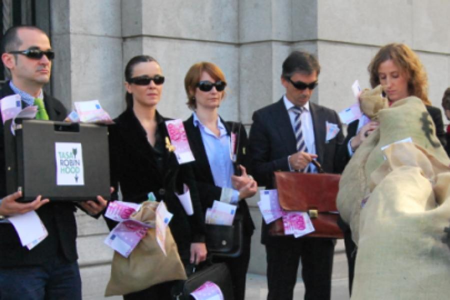 300 organizaciones europeas piden en una carta a Rajoy que no ceda ante el lobby financiero