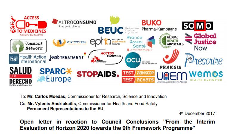 El acceso a los medicamentos en la agenda europea