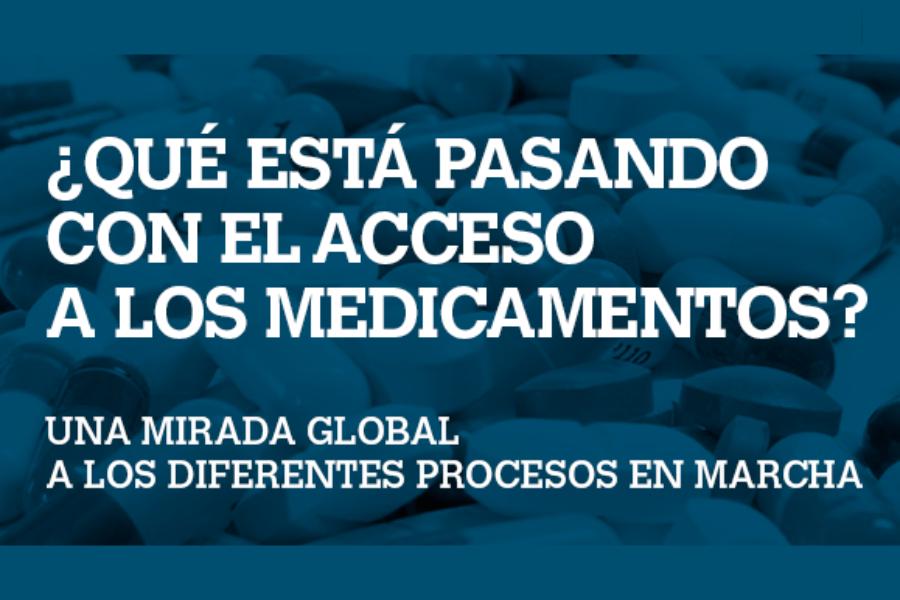 19 de enero: te invitamos a charlar sobre acceso a medicamentos