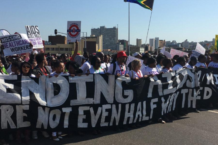 Avances y retrocesos en la lucha contra el sida