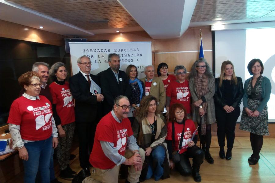 Estaremos en las Jornadas Europeas por la Eliminación de la Hepatitis C