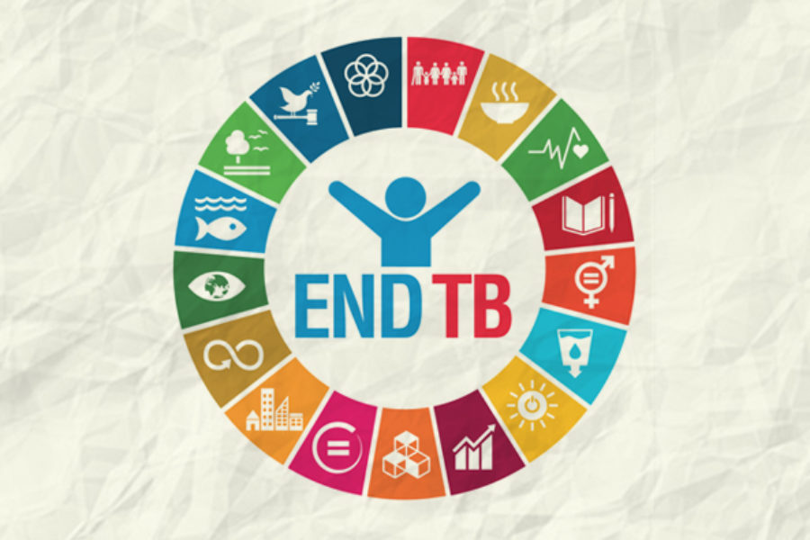 Only through Human Rights can we end tuberculosis