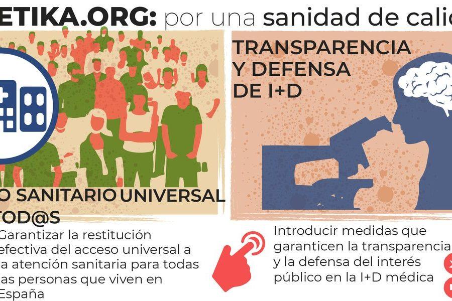 Polétika pide al Gobierno de Pedro Sánchez que pase de los compromisos a los hechos