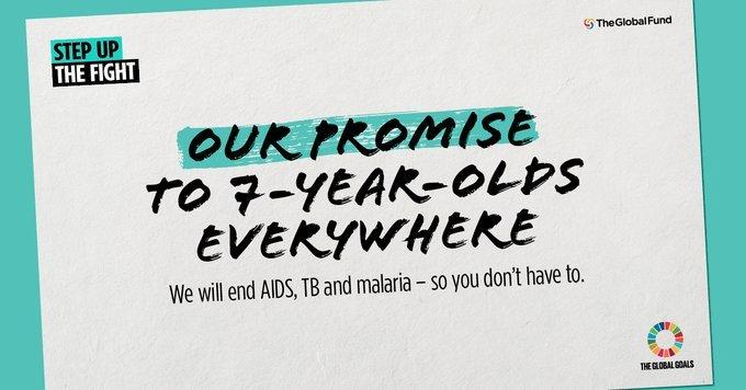 A los niños y niñas de 7 años de todo el mundo: