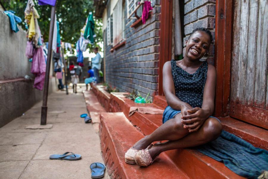 «Quiero que todas las personas comprendan lo que es ser una adolescente con VIH»