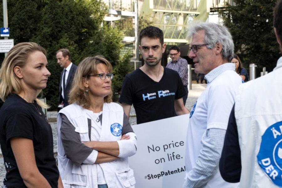 """""""La opacidad en el mercado de medicamentos es antidemocrática"""""""