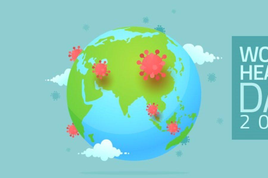 Global pandemic, global solutions