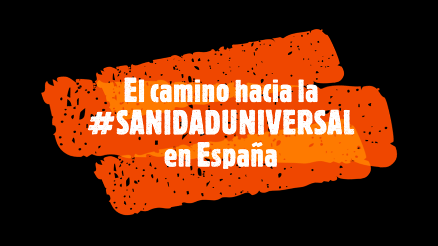 Vídeo: el camino hacia la Sanidad Universal en España